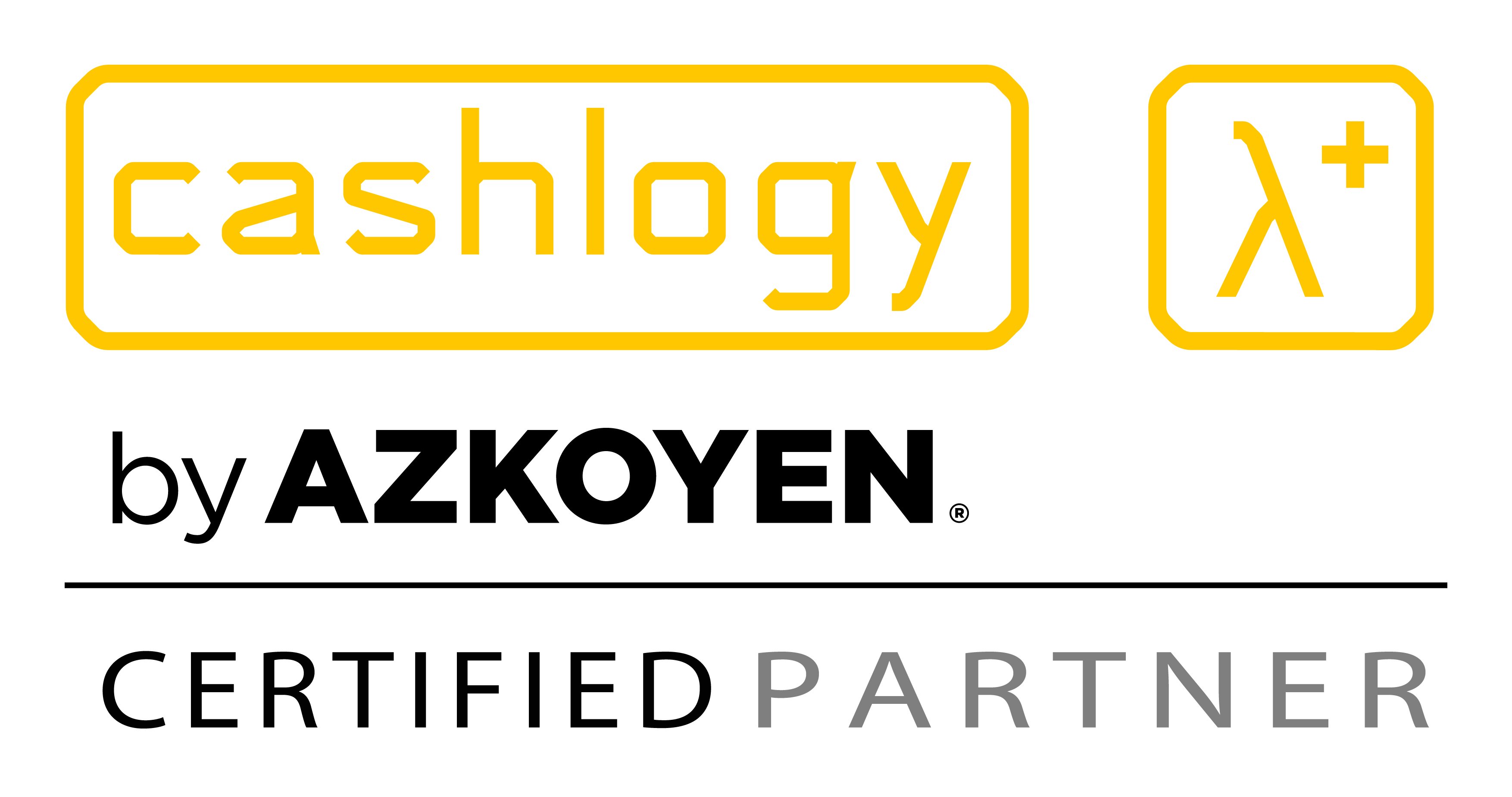 cashlogy partner certified